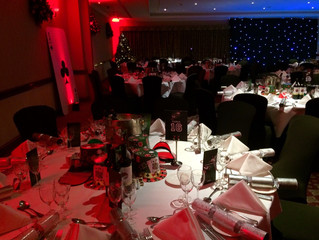 Celtic Manor Resort Christmas Party Nights
