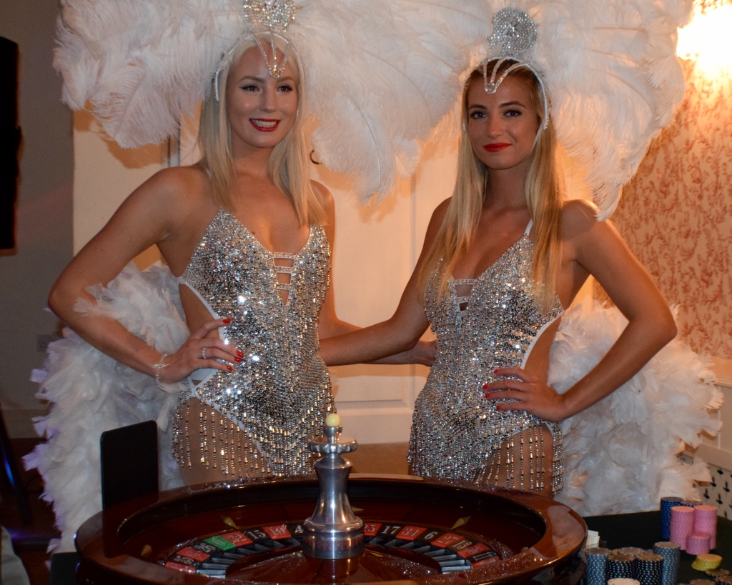 Feather Showgirls for Hire UK
