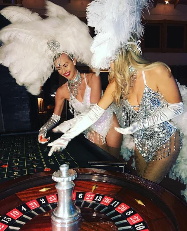 Vegas ShowGirl Hire