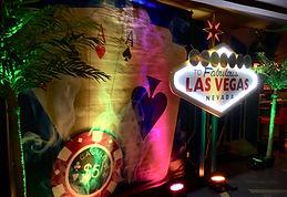 Las Vegas Themed Parties Cardiff