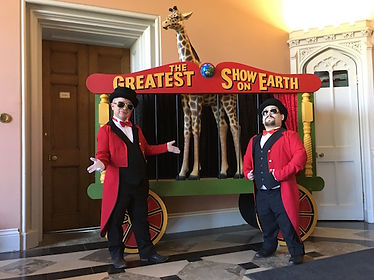 Asian Party Hire, Circus