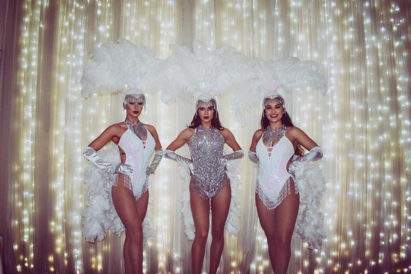 Showgirls and Event Dancers