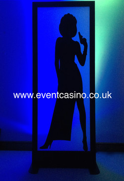James Bond Party Prop