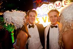 Las Vegas Parties London