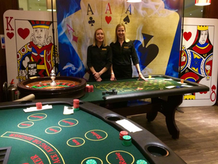Cardiff Bay Fun Casino Party 23/9/15