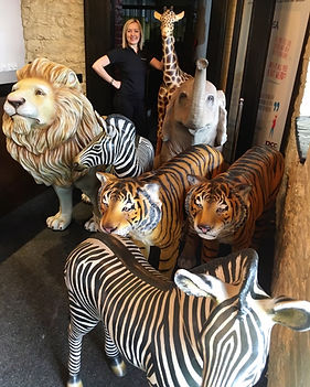 Life Sized Animal Statue Hire