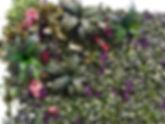 Wedding Flower Wall Hire