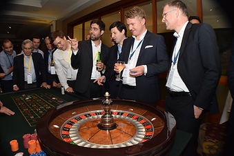 Roulette Casino Hire in Cardiff