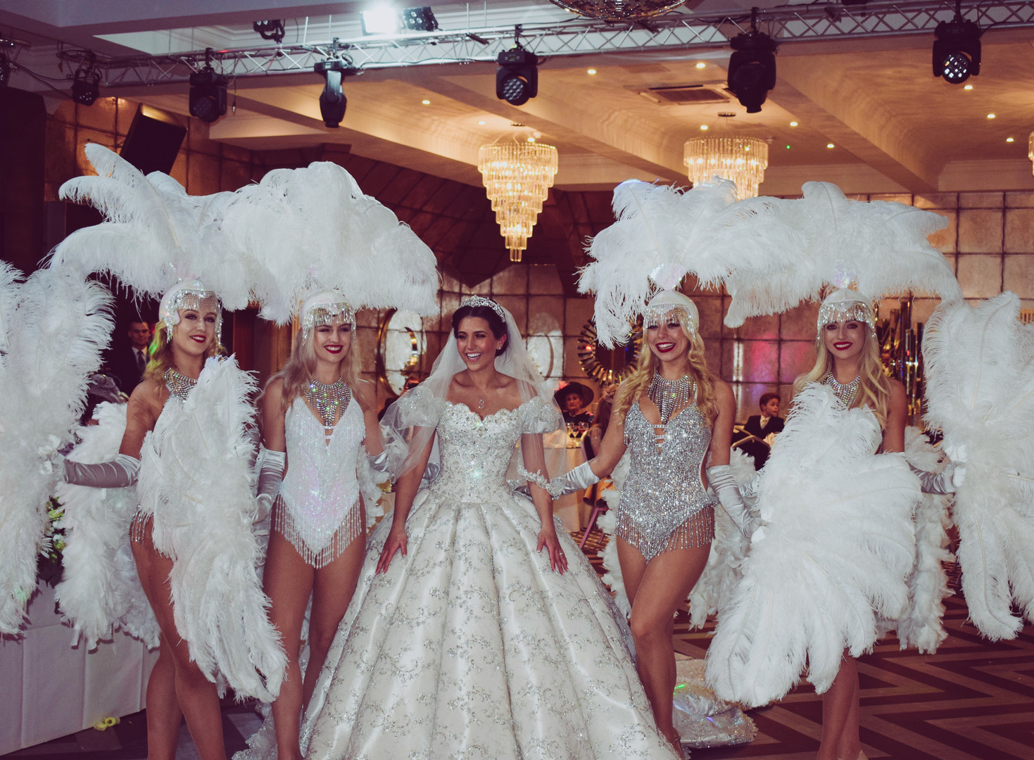 Wedding Entertainment and Event Dancers