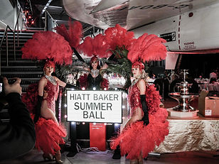 Showgirl Hire Aerospace Museum Bristol