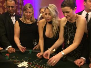 Celtic Manor Resort 007 Casino Party 12/1/2016