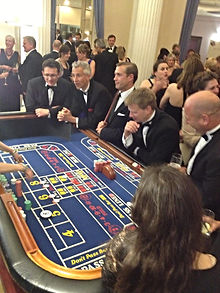 Dice/ Craps Table Hire