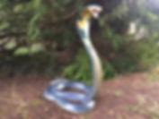 Giant King Cobra Prop Hire