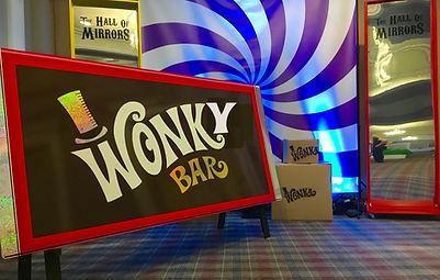 Wonka Bar Prop