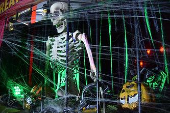 Halloween Prop Hire Events
