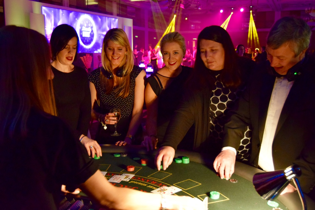 Celtic Manor Casino Hire