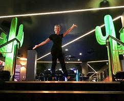 Desert Cactus Prop Hire