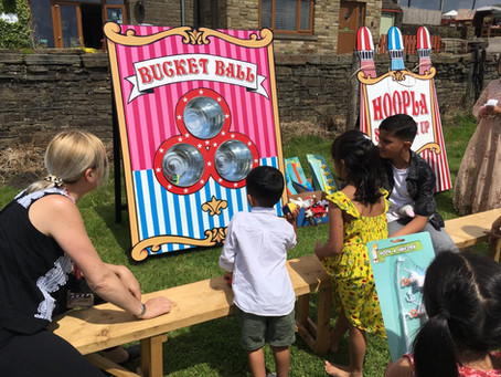 Are you planning a Circus themed Children's Birthday Party?