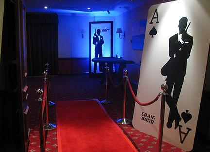 Casino Royale Theme, James Bond Themed E