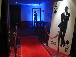 James Bond Themed Party