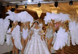 Wedding Showgirl Hire