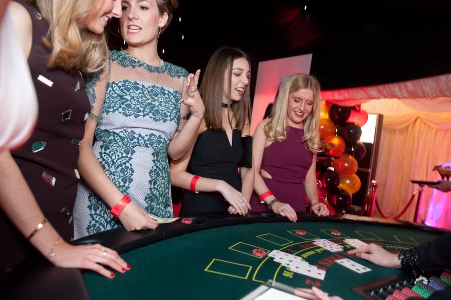 Cardiff Casino Hire