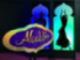 Aladdin Themed Prop Hire