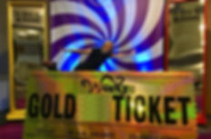 Golden Ticket Prop