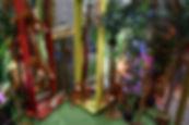 Jungle Safari Themed props