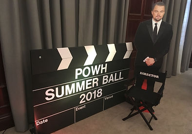 POWH Summer Ball Cardiff Jury's Inn