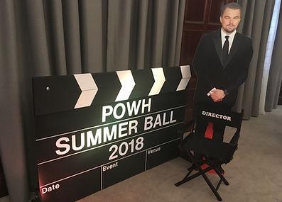 POWH Summer Ball Cardiff Jury's Inn