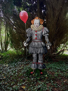Pennywise Clown Prop