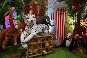 Jungle Safari Children Party Hire