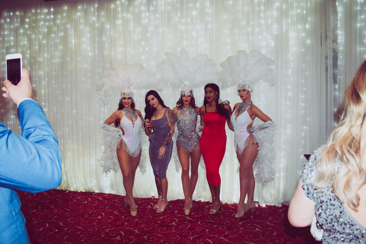 Showgirls and Guest Photography