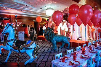 Lion Prop Children's Party Hire