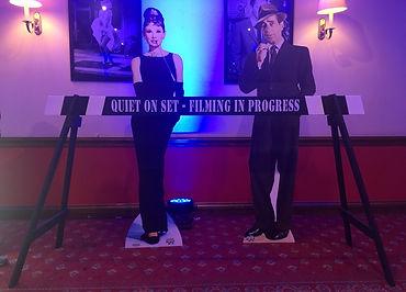 Quiet on Set, Movie Set Barriers