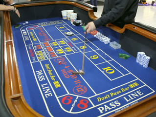 More Casino tables, Greater capacity!