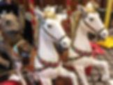 Carousel Horse Hire