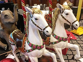Carousel Horse Hire