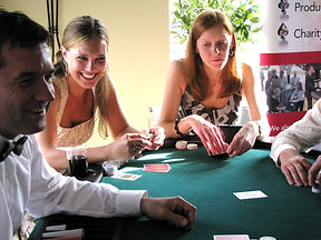 Texas Hold'em Table Hire