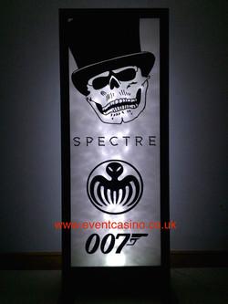 Spectre Prop Hire