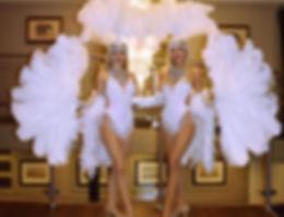 Las Vegas Showgirl Hire Weddings