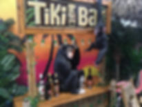 Tiki Bar Prop Hire