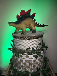 Dinosaur Party Prop hire