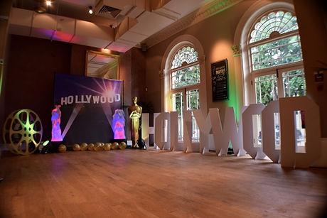 Hollywood Sign Rental