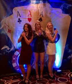Cheltenham Chase Hotel Casino Party