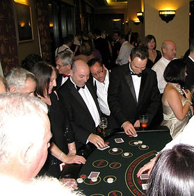 Stud Poker Table Hire