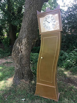 Twisted Grandfather Clock Prop Hire