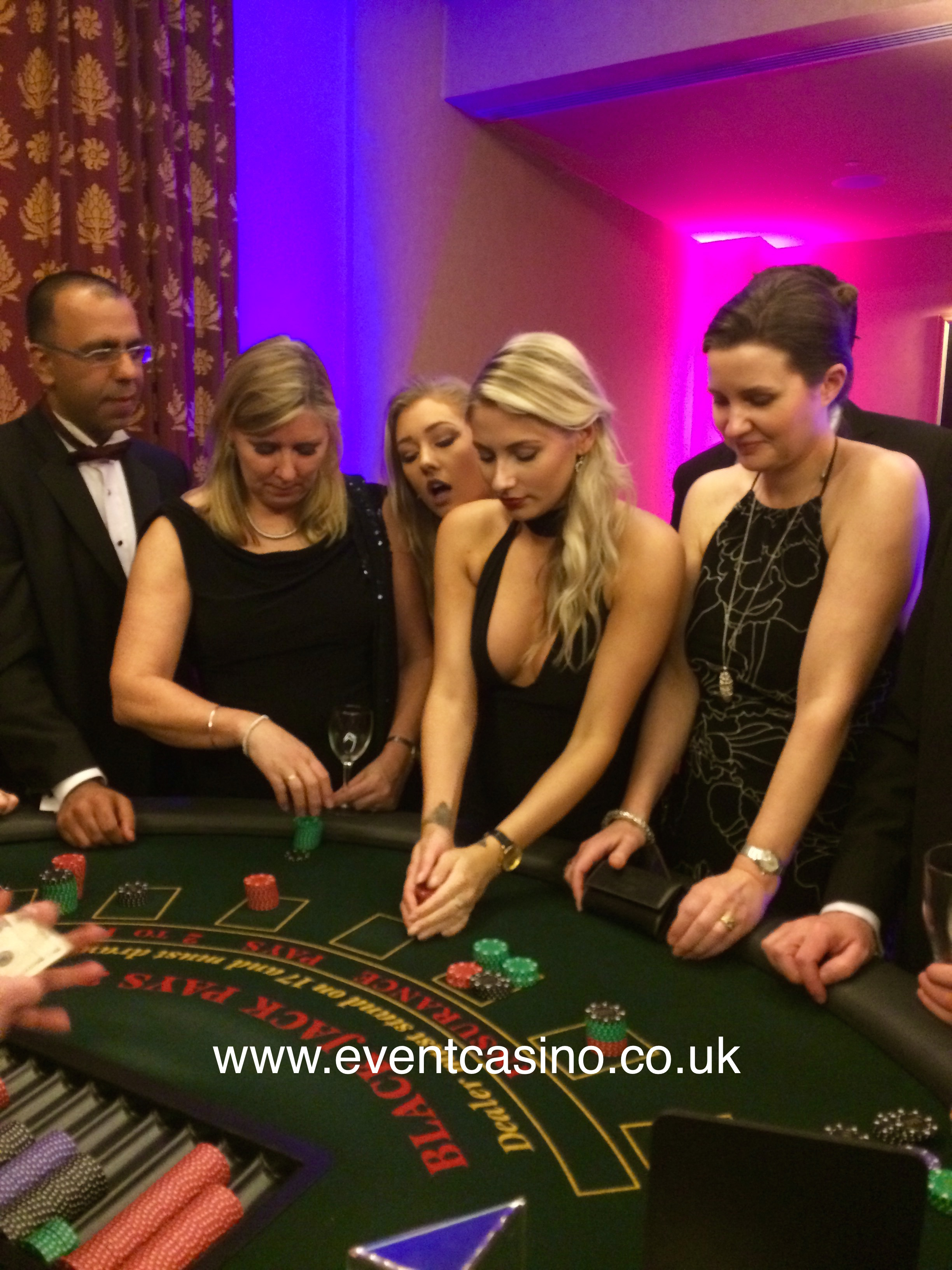 Celtic Manor Casino  Party