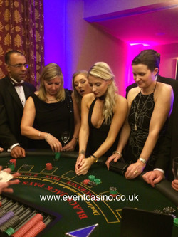 Celtic Manor Casino  Party